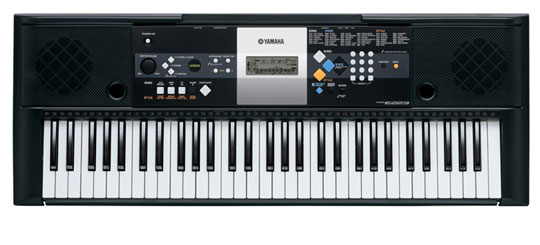 Tropical sound keyboards for Yamaha piano keyboard models
